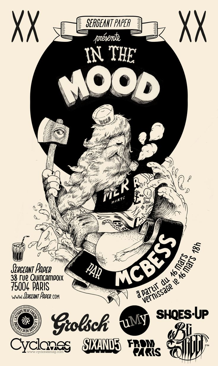 In The Mood by #McBess