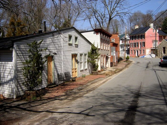 It's this preservation of history -- milling and otherwise -- that makes the town such a unique place to visit.