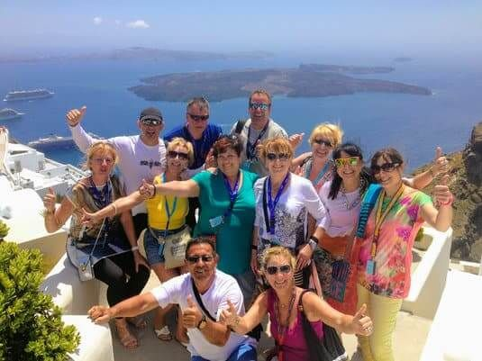 Santorini Tours Excursions Local Guides Private Day Tours