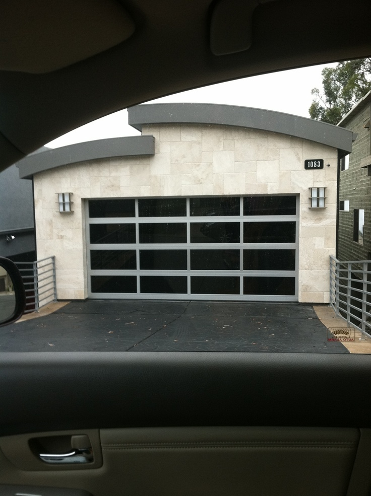 Home Exterior Cool Garage Door