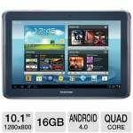 Samsung Galaxy Note 10.1 Quad-Core 16GB Tablet