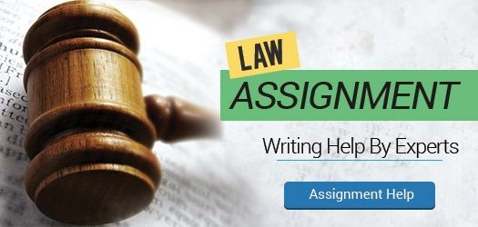Law Assignment Help In The UK
