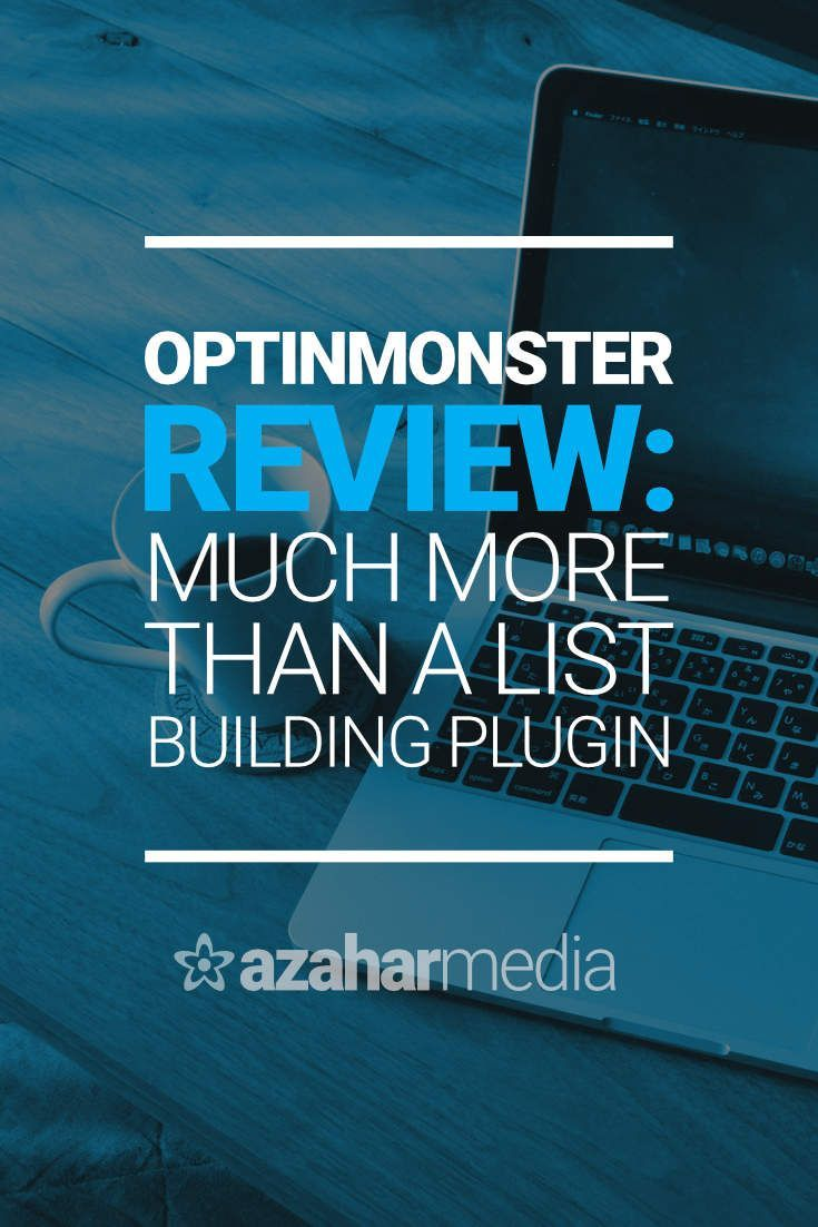 Want to get more people signing up to your email list? Get the lowdown on OptinMonster https://azaharmedia.com/optinmonster-review/ #listbuilding #emailmarketing #optinmonster #wordpress #plugin via @davidhartshorne