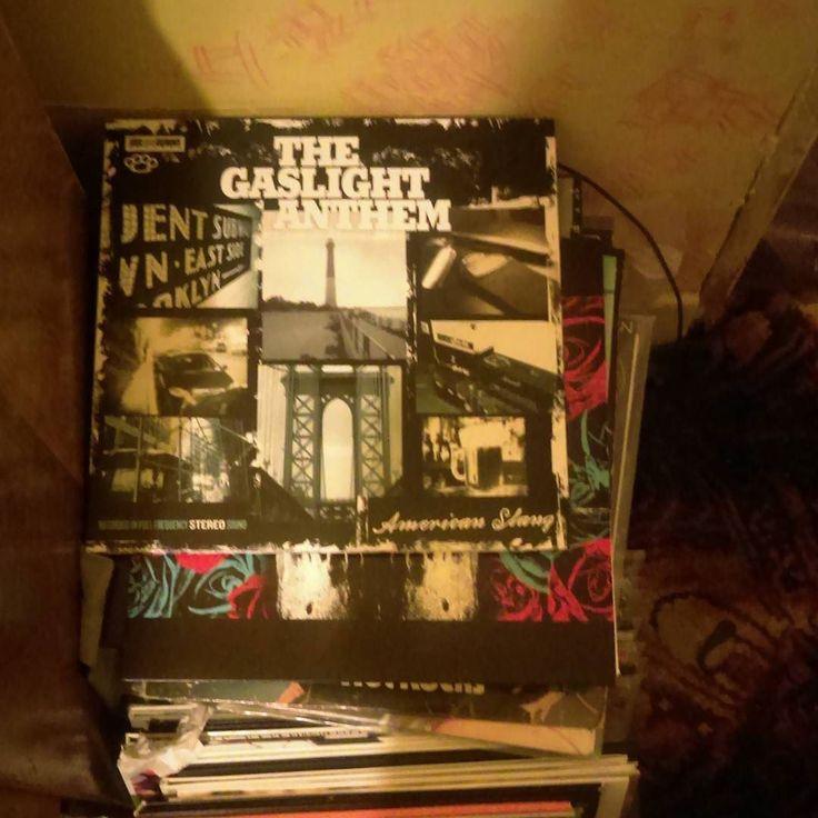 The Gaslight anthem. #vinyl #records #record #vinyligclub #instavinyl #turntable #vintage #vinyladdict #vinyljunkie #nowplaying #vinylcollection #lp #rock #soul #jazz #punk #classic #45rpm #metal #80s #45 #onmyturntable