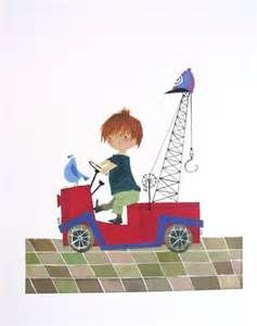 Every Dutch child will know this iconical illustration: Pluk van de Petteflet. Created by Annie M.G. Schmidt and Fiep Westendorp.