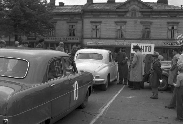 Tammelantori 1953
