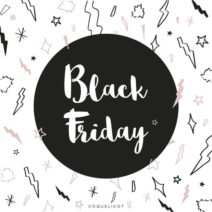 ⚡️ It's Black Friday, girls ⚡️ COQUELICOT