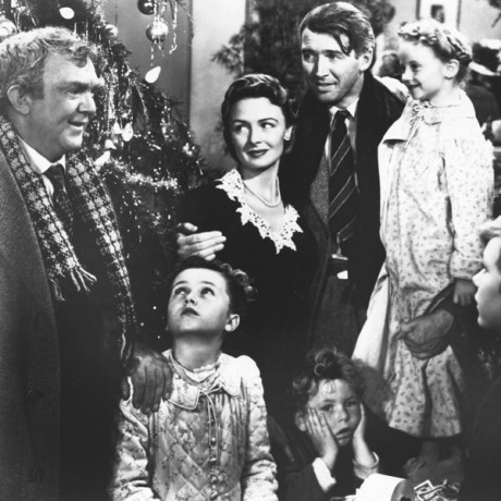 """OMGoodness - we watch this on Christmas Day each year <3 What a message ~ """"It's A Wonderful Life"""""""