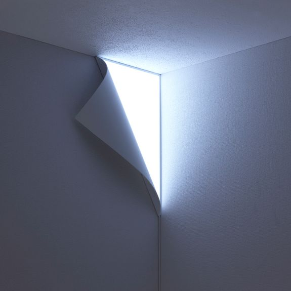 Corner Wall Peel Light : Peel Wall Light by YOY D-sign Pinterest We, Photos and Wall lights