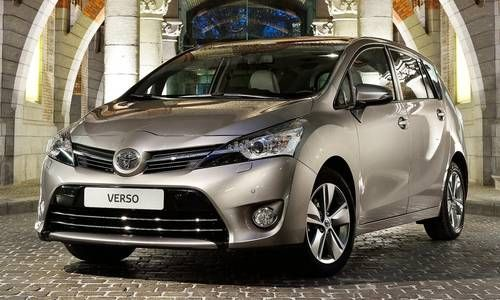 #Toyota #Verso. La monovolume compatta per le avventure in famiglia.