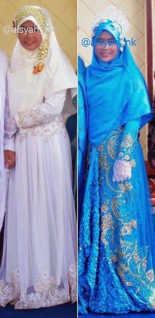 achazellacious: Gaun Pengantin Syar'i