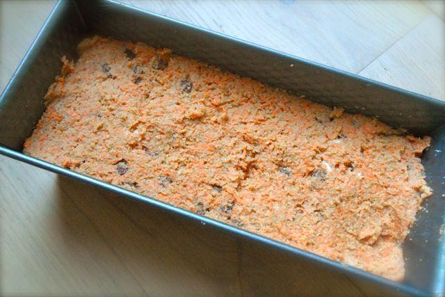 gezonde carrot cake