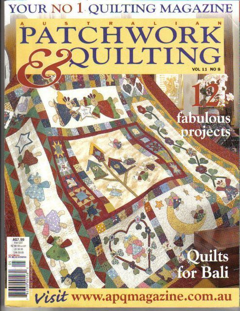 2003 84 pages with patterns series quilts, mady's quilt part 2, aussie sue part 2 - Picasa Albums Web