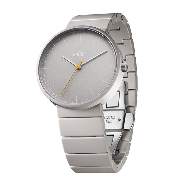 Buy your Braun BN0171GYGYG® Watch from an authorised retailer with free worldwide delivery. October 2016 collection and 5% off your first order