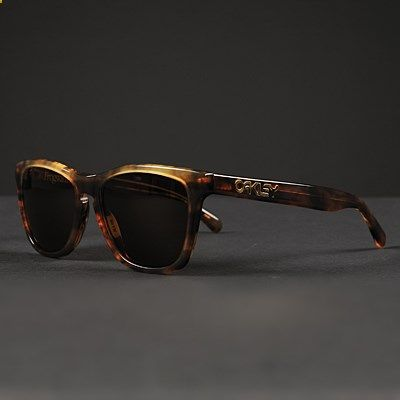 OAKLEY Frogskins LX Dark Brown Tortoise Dark Bronze