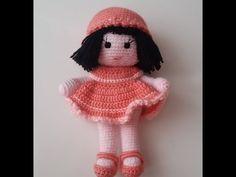 Amigurumi Bebek Yapımı 4 (Crochet Amigurumi Baby 4) - YouTube