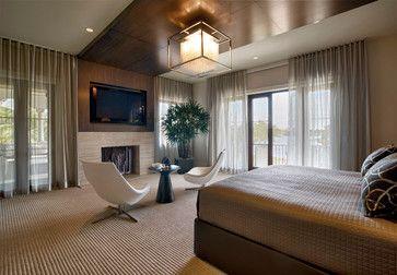 Paddock Residence - modern - bedroom - miami - b+g design inc.