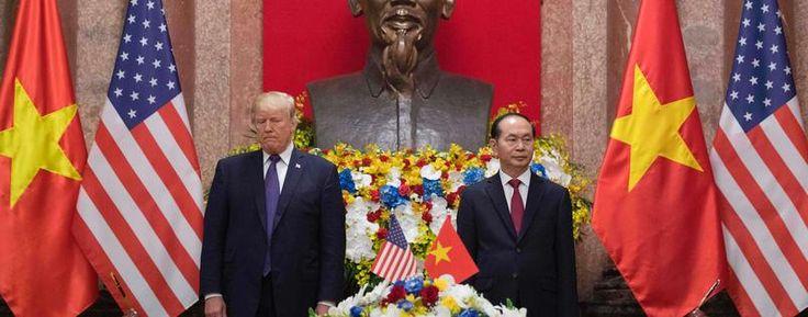 Trumps Asienreise. China wird die USA nicht ersetzen