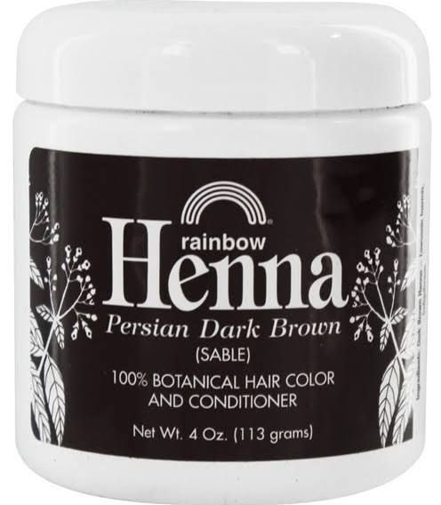 Henna 100% Botanical Hair Color and Conditioner - 78209 tx walmart