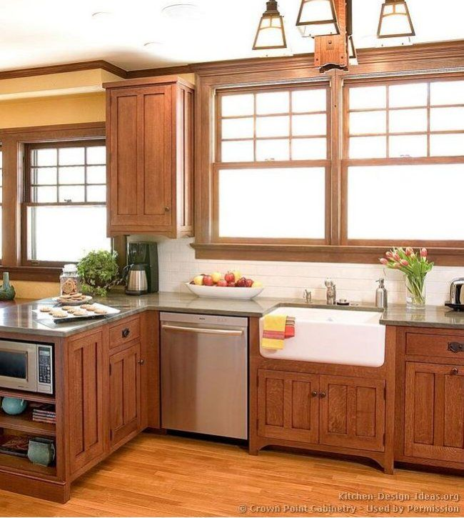 Kitchen Cabinets Mission Style: Mission Style Kitchen