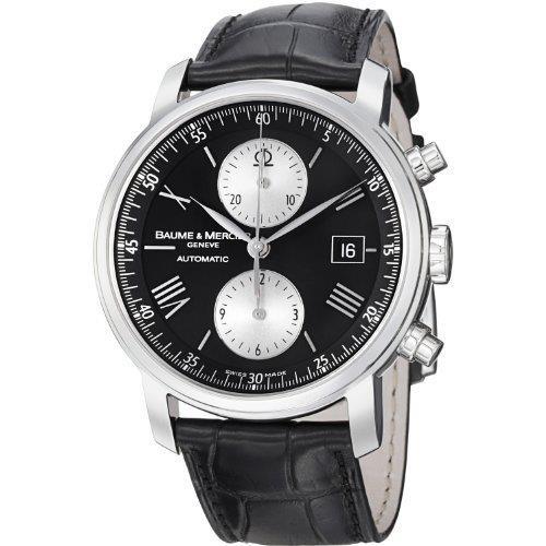 Awesome Watch 7: Baume & Mercier Men's 8733 Classima XL Watch, via Awesome Watch Luxury http://danielhotcollection.blogspot.com/
