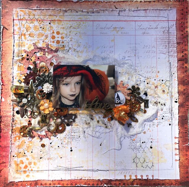 """Entry to September / October 2016 challenge """"Steampunk"""" by Plumo"""