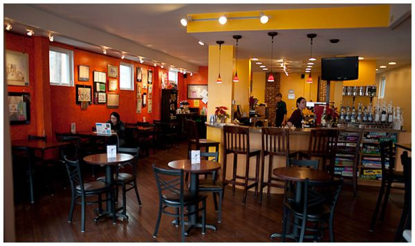Standing Stone Coffee Company In Huntingdon Http Wpsu Org Localfoodjourney Comments The Great Coffee Adventure Standing Stone Local Eatery Coffee Company