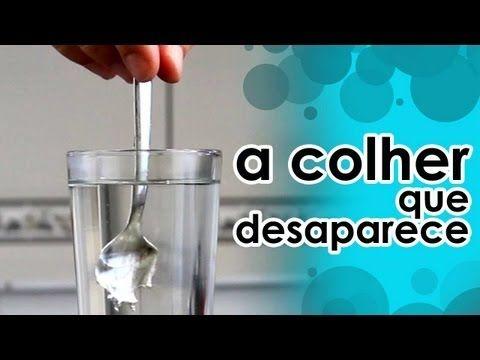 ▶ A colher que desaparece (o gálio e o seu ponto de fusão baixo) - YouTube