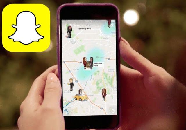 طريقة حجب و إخفاء موقعك على خريطة Snapchat ليصعب تتبعك ميزة مشاركة الموقع المقدمة على تطبيق Snapchat تعد من أجمل المميزات ا Phone Electronic Products Snapchat