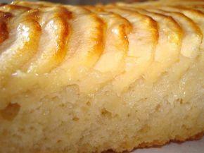 Συνταγή για αφράτο κέικ μήλου #Γλυκά