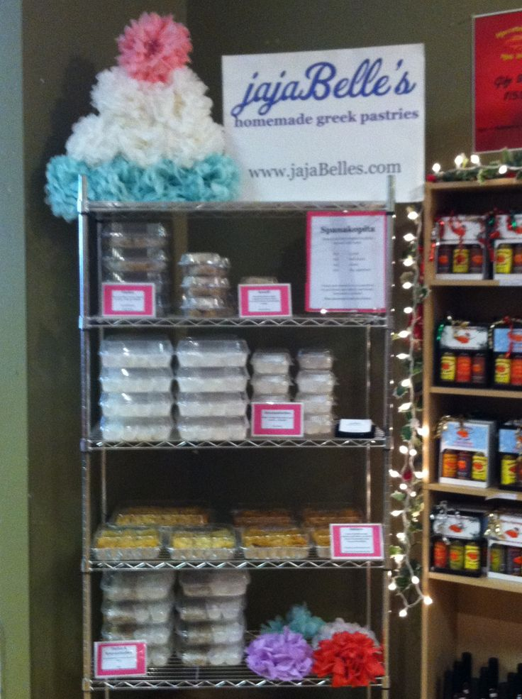 2013 Displat at Cottage Nest Market, Loveland Colorado