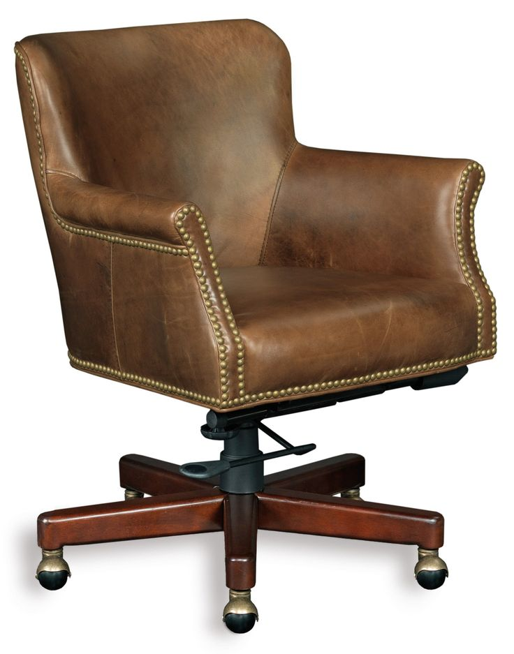 Hooker Furniture Home Office Dwight Tilt Swivel Chair