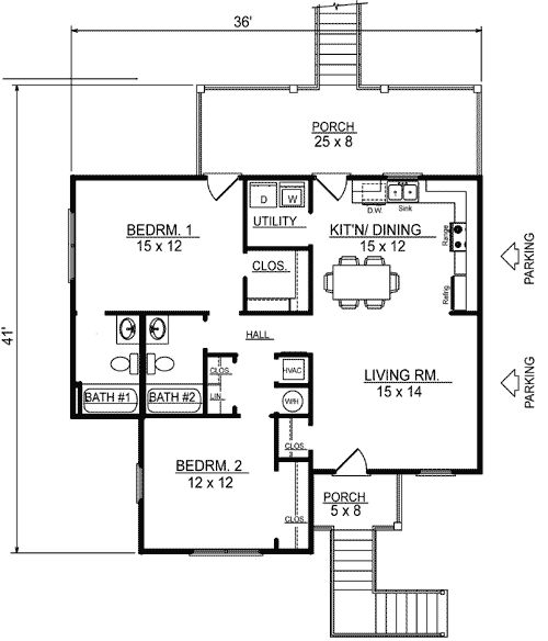 52 best small homes images on pinterest tiny house cabin for 28x32 floor plan