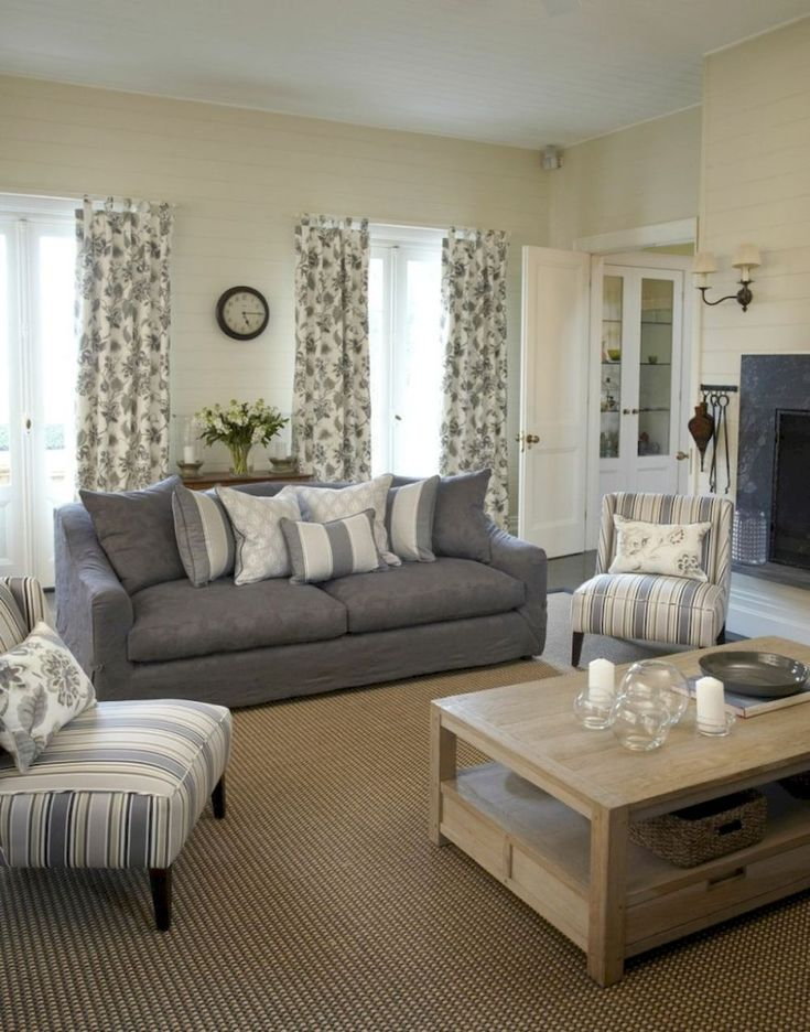 Gorgeous French Country Living Room Decor Ideas (6 Good Looking