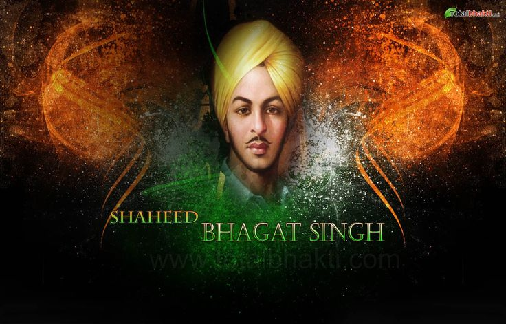 Festivals wallpaper, Hindu wallpaper, Shaheed Bhagat Singh Wallpaper,, Download wallpaper, Spiritual wallpaper - Totalbhakti Preview