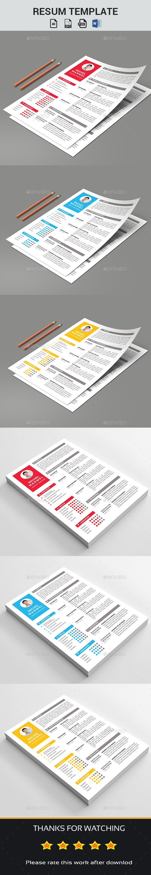 online resume editing