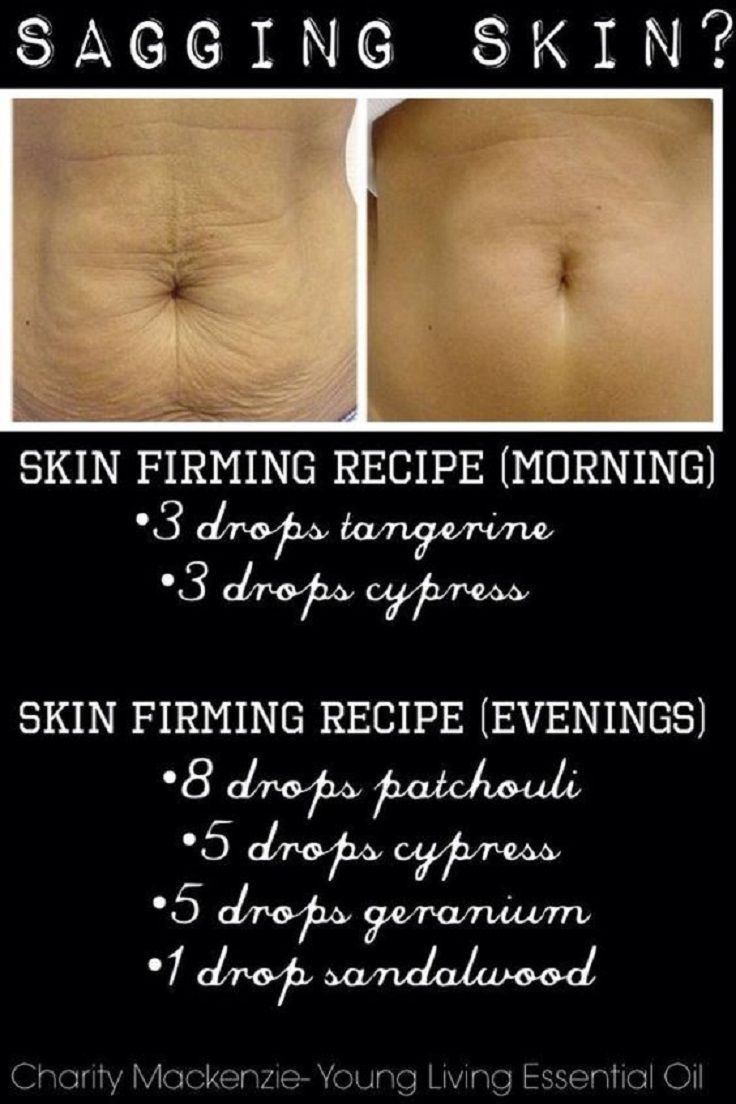 Simple DIY Sagging Skin Remedy for Mornings and Evenings - 9 Leading DIY Home Remedies for Skin Tightening and Sagging