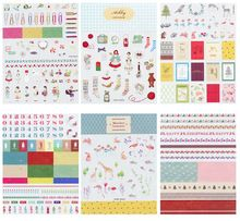 Sst * 6 hoja ' Mori chica ' diario Kawaii decoración para niños juguetes de PVC transparente Kindergarten papelería premios de regalo +(China (Mainland))