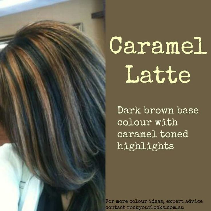 Beautiful Blended Foils Honey Caramel Blonde Brown Milk
