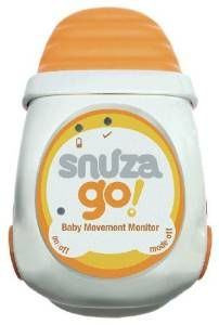 The SnuzaGo Baby Movement Monitor Review And Giveaway #SnuzaGo