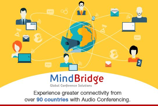 Reliance MindBridge easy-to-use audio conferencing call services for large enterprises is the best solution for your diversified and varied communication needs to take your business to the next level.