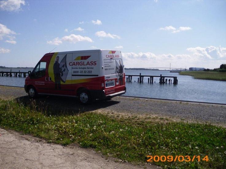 Stralsund - Rügenbrücke
