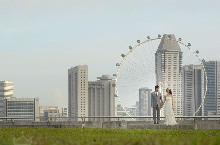 CISCA + RUDY PREWEDDING | SINGAPORE PREWEDDING