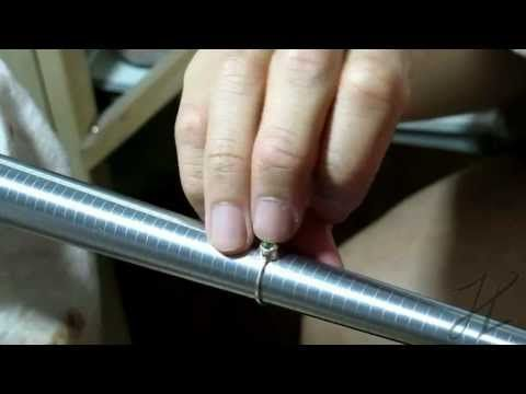 ▶ The Making Of ' The Perfect Stack ' Stacking Rings - YouTube