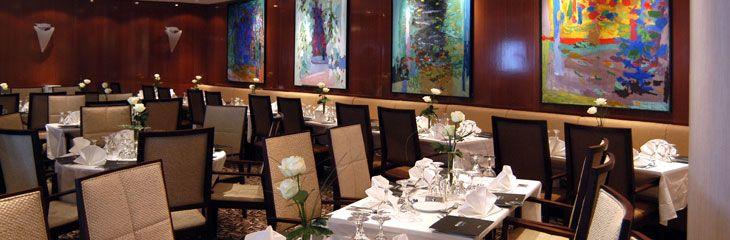 Fred Olsen Boudicca Dining Room