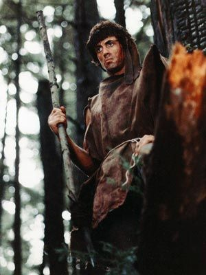 Sylvester Stallone - Rambo First Blood (1982) Movie Still