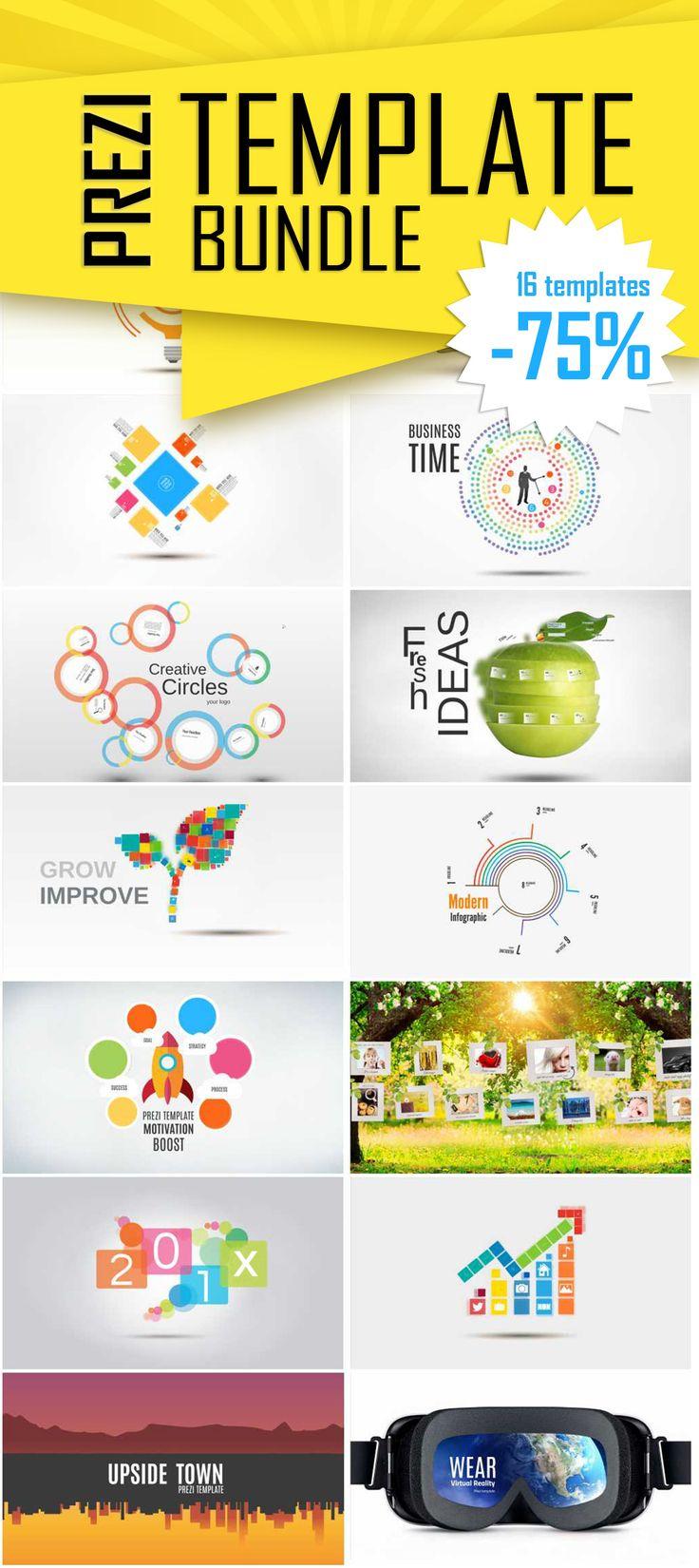 The 268 best Prezi templates by Pixelsmoothie images on Pinterest ...