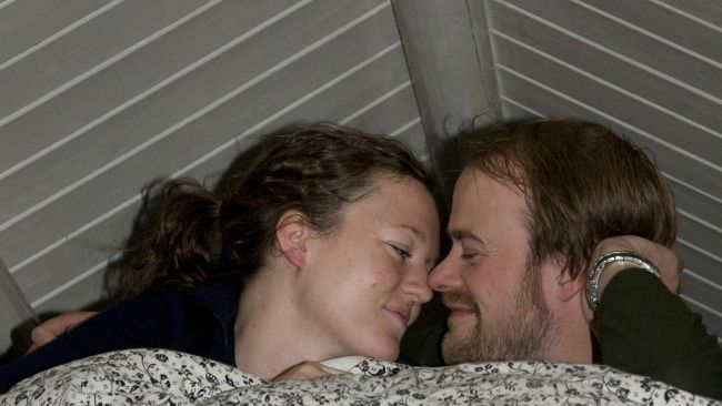 Foto: Julie Maske/Den Norske Turistforening  Kikut-testen :-D