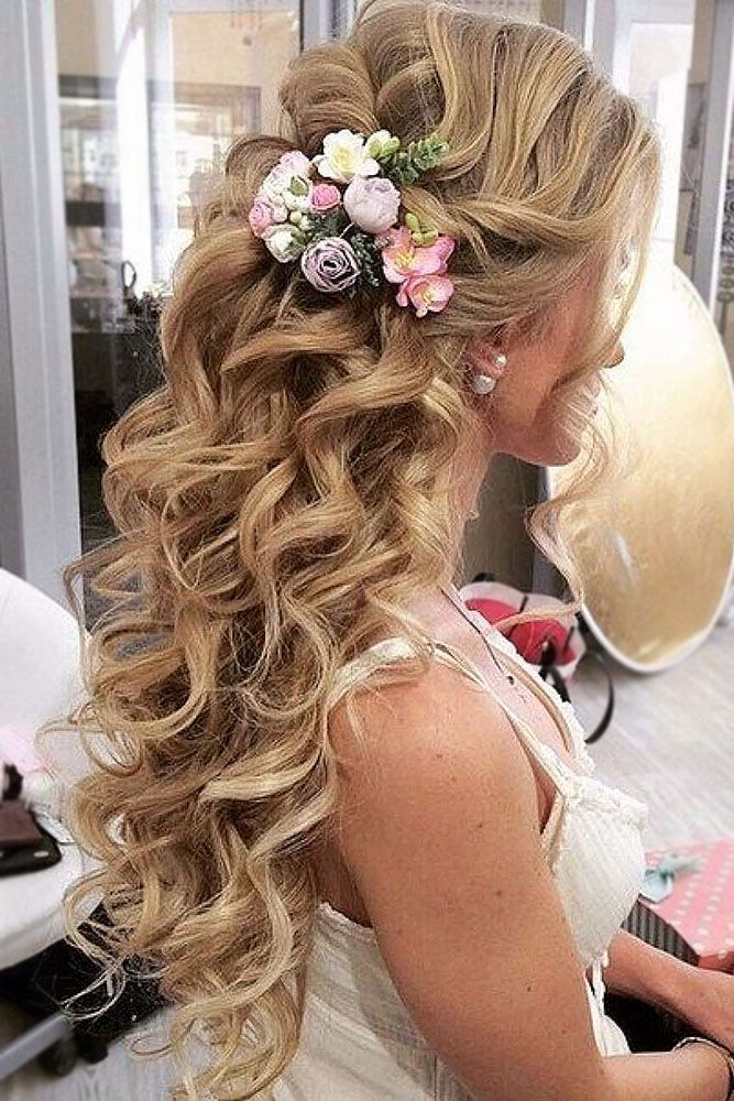 2858 Best Wedding Hair Styles Images On Pinterest