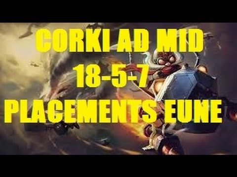 Carry with Corki Mid 18-5-7
